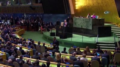 """- BM Genel Sekreteri Guterres'ten Dünyaya Reform Çağrısı - """"demokratik Değerler Kuşatma Altında"""" - 'İnsanların Güveni Kalmadı'"""