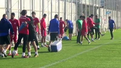 spor musabakasi - DG Sivasspor, Bursaspor maçı hazırlıklarına başladı