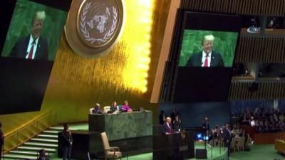 - Dünya Liderleri Trump'a Güldü