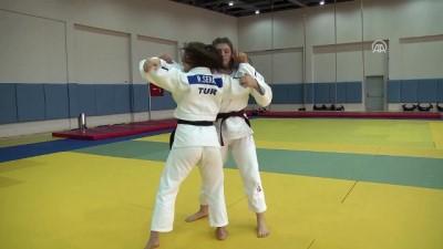 Jackie Chan'a özenerek başladıkları judoda milli takıma yükseldiler - TRABZON