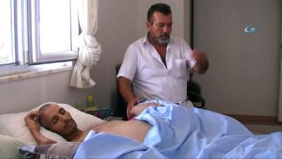 - Kanser hastası oğlu için yardım bekliyor