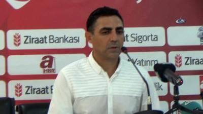 """Mustafa Özer: """"Amacımız ligde var olmak"""""""