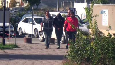 cep telefonu -  - Otomobilden telefon çalan hırsızlık şüphelisi yakalandı