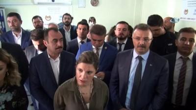 Şanlıurfa'da Suriyeli sığınmacılar için hukuk kliniği açıldı