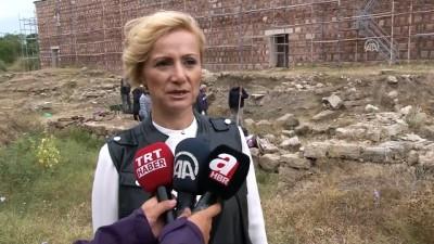 Saray-ı Cedide-i Amire'de kazılar yeniden başladı - EDİRNE