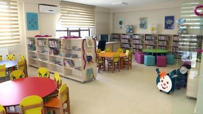 Yenişehir'e 20 bin kitaplı ikinci kütüphane
