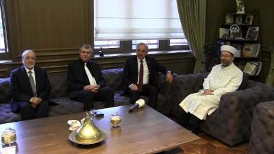 gecmis olsun - Diyanet İşleri Başkanı Erbaş: ''Belediye başkanlığı gönül doktorluğu da yapmaktır'- ORDU