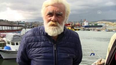 'Kestane karası fırtınası' balıkçıları vurdu - BALIKESİR