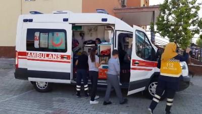 ozel hastaneler - Okulda rahatsızlanan öğrenciler hastaneye kaldırıldı - ANTALYA