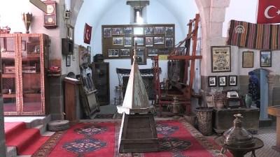 akaryakit istasyonu - 'Ahi Müzesi'nde zanaatkar ve esnaflık geçmişine yolculuk - KAYSERİ