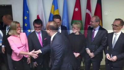 Bakan Çavuşoğlu, BM'de UNRWA tarafından düzenlenen toplantıya katıldı - NEW YORK