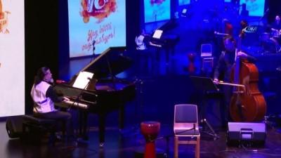 Beylikdüzü Caz Festivali, Hakan Toker Trio'nun verdiği eşsiz konserle başladı