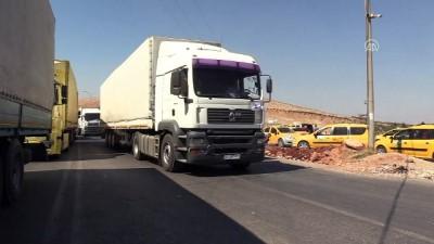 hanli - BM'den İdlib'e yardım - HATAY
