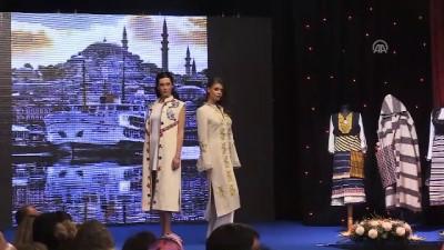 Bulgaristan'da Türk moda defilesi - SOFYA