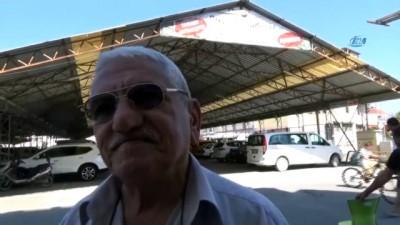 gecmis olsun -  Dalaman'da MHP İlçe Başkanı'nın şehit babasını darp ettiği iddiası... Darp anları kamerada