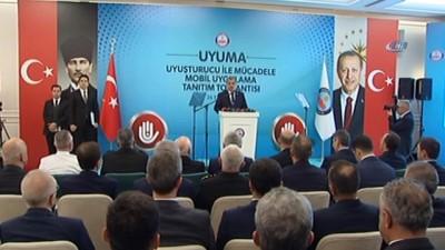"""Emniyet Genel Müdürü Uzunkaya: """"Bu projeyle narkotik suçlarına daha seri müdahale imkanı yaratılacak"""""""