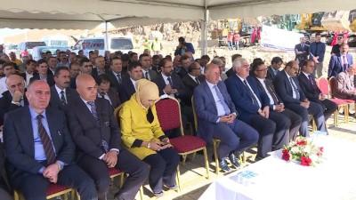 Erzurum 2. Organize Sanayi'de 10 fabrikanın temeli atıldı