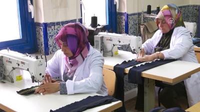 Fabrika gibi okulda üretimde rekor gelir - ANKARA