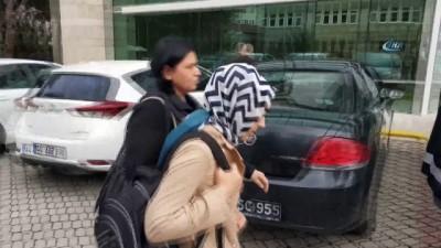 FETÖ'nun öğrenci sorumlusu karı-koca saklandıkları gaybubet evinde yakalandı