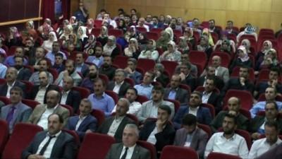 Hakkari'de din görevlilerine 'Terörü Hep Birlikte Durdurabiliriz' semineri
