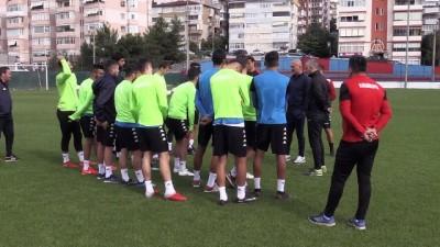 Kardemir Karabükspor'da Ümraniyespor maçı hazırlıkları - KARABÜK