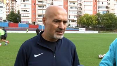 """Levent Açıkgöz, """"Ümraniyespor maçına en iyi şekilde hazırlanacağız"""""""
