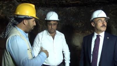 Özler yeraltı şehri turizme kazandırılacak - YOZGAT