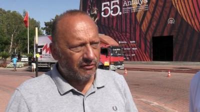 'Sanat dünyasının yeni Cannes'ı Antalya'