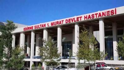 'Türkiye'de hasta memnuniyeti artıyor'- EDİRNE