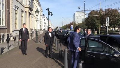 Türkiye'nin Lahey Büyükelçisi Hollanda'da - LAHEY
