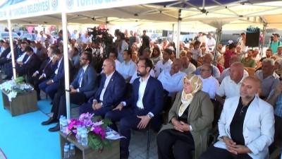 Türkoğlu Belediyesi bir mahalleyi spor kompleksine çevirdi