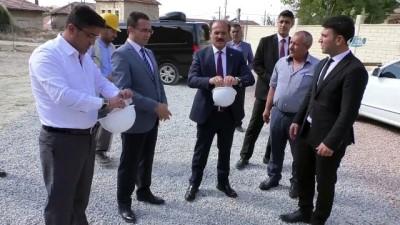 Yozgat'ta bulunan 8 odalı yer altı şehri turizme kazandırılacak