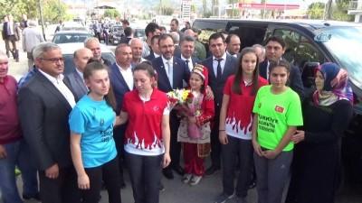 Bakan Kasapoğlu: Cirit sahasını en kısa sürede yapacağız