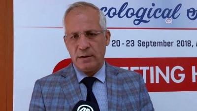 'Hedefimiz, Türkiye'nin kanser ilaçlarını geliştirmesi' - ANTALYA