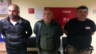 Sahte özel harekatçılar yakayı ele verdi