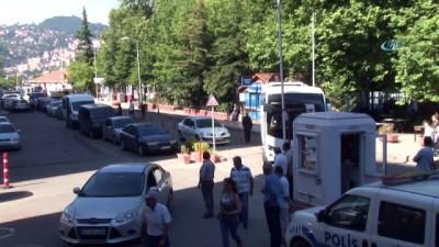 Zonguldak'ta FETÖ operasyonu 10 şüpheli adliyeye sevk edildi
