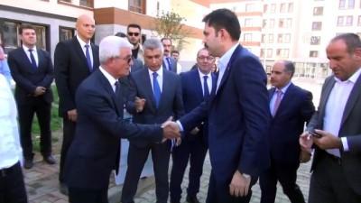 Bakan Kurum, Cizre'de incelemelerde bulundu - ŞIRNAK