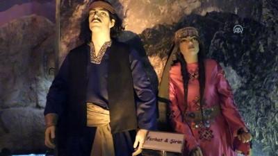 Dillere destan aşkların müzesi - AMASYA