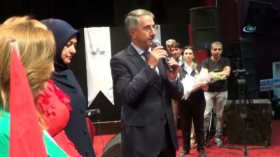 """Elazığ'da 'Malazgirt'ten Çanakkale'ye Kahraman Kadınlarımız"""" konseri"""