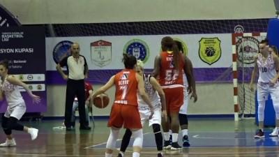 Elazığ İl Özel İdare, TKBL Federasyon Kupası'nı kazandı - BALIKESİR