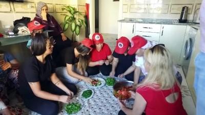 spor musabakasi - Güneydoğulu kadınların 'tribün aşkı' - GAZİANTEP