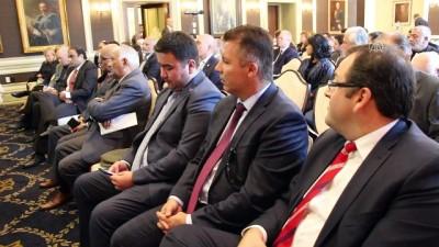 Kanada'da Türkiye'nin insani diplomasi politikası anlatıldı - TORONTO