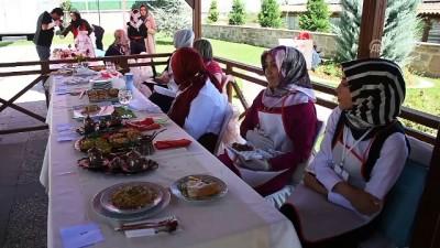 Konya mutfağının vazgeçilmezi 'bamya çorbası'