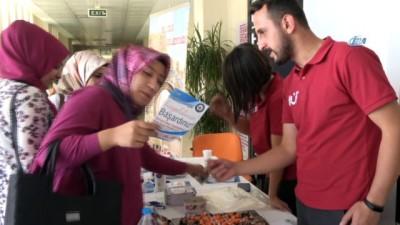 Mardin'de üniversite öğrencileri terör ve terör örgütlerine karşı bilgilendirildi