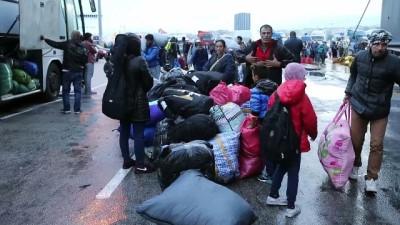 multeci kampi - Moria mülteci kampının boşaltılması - PİRE