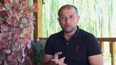 RÖPORTAJ -'Suriye'de işlenen bütün katliamların ve hak ihlallerinin ilk şahidi biziz' (2) - ANKARA