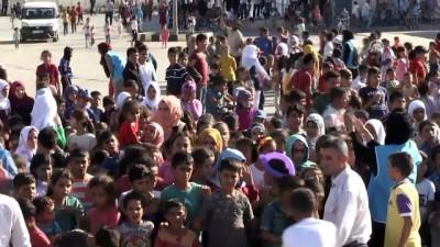 Savaş mağduru çocuklar için 'Sınırsız Şenlik' - KİLİS