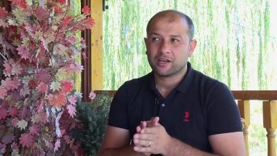 'Suriye'de işlenen bütün katliamların ve hak ihlallerinin ilk şahidi biziz' (1) - ANKARA
