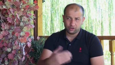 muhalifler - 'Suriye'de işlenen bütün katliamların ve hak ihlallerinin ilk şahidi biziz' (2) - ANKARA