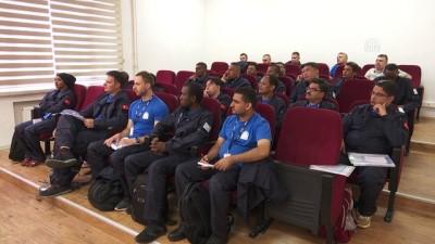 AA'nın 13. Dönem Savaş Muhabirliği Eğitimi başladı - ANKARA